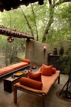Mahua Kothi Bandhavgarh National Park India Indian Home Decoroutdoor