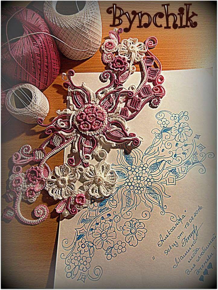Irish crochet &: Наталья Бондаренко