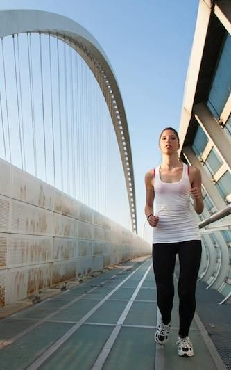 Here are 5 ways to make running easier and more enjoyable.
