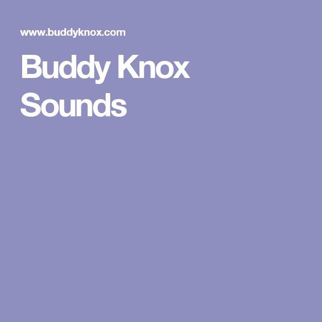 Buddy Knox Sounds