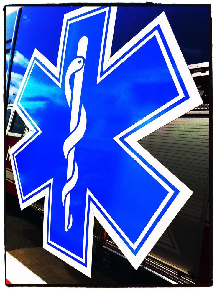 Emergency Medical Technician And Paramedics At Work