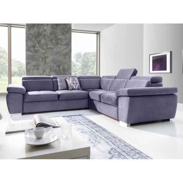 New Modern Sectional Sleeper Sofa