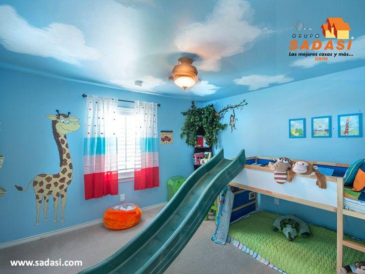 Hogar las mejores casas de m xico pintar el techo como - Cual es el mejor techo para una casa ...