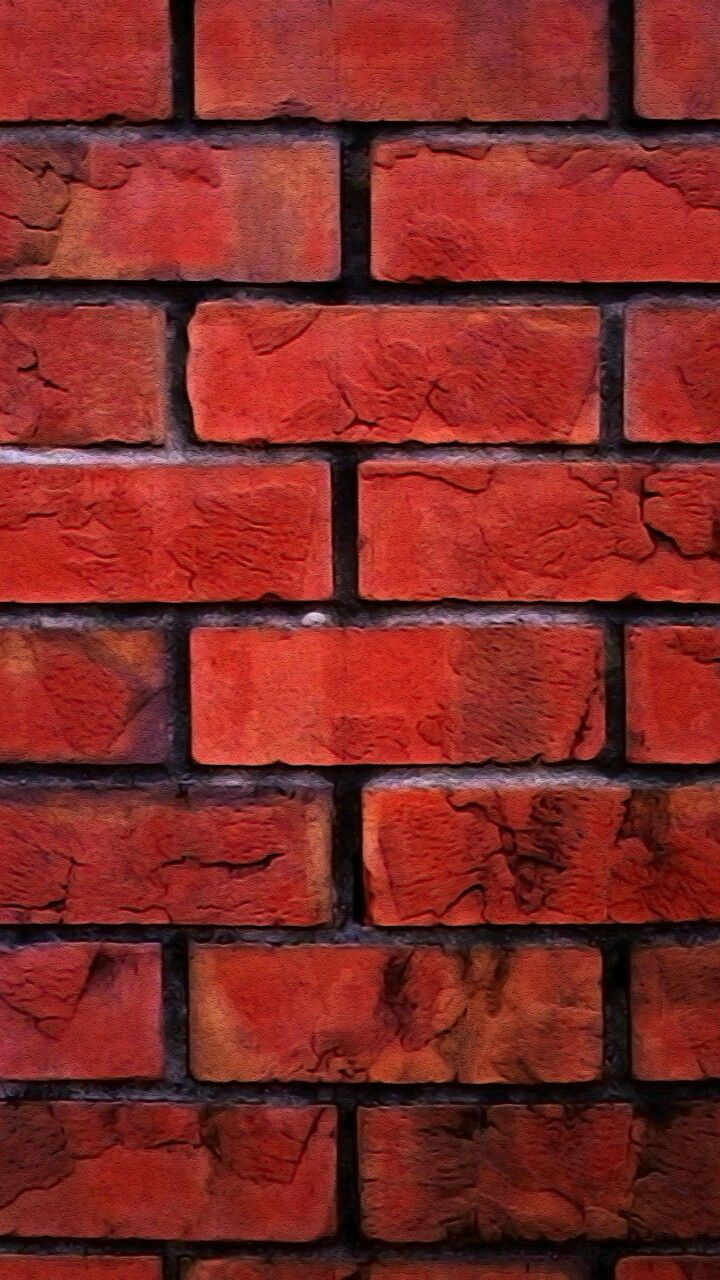 Red Wall Red Brick Wallpaper Brick Wall Background Iphone Wallpaper Images
