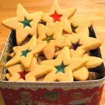 Grandma Minnie's Old Fashioned Sugar Cookies: Stars Cookies, Christmas Baking, Cookies Food And Drinks, Cookies Allrecipes Com, Grandma Minnie Sugar Cookies, Stars Sugar Cookies, Sugar Cookies Recipes, Favorite Recipes, Fashion Sugar