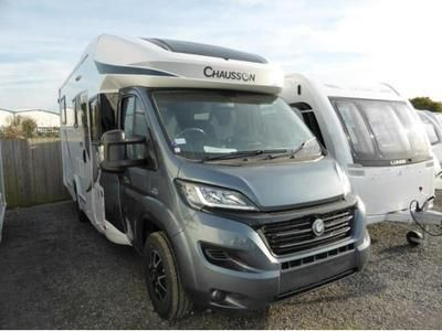 12 CHAUSSON WELCOME 727 GA Diesel in Highbridge | Auto Trader Motorhomes