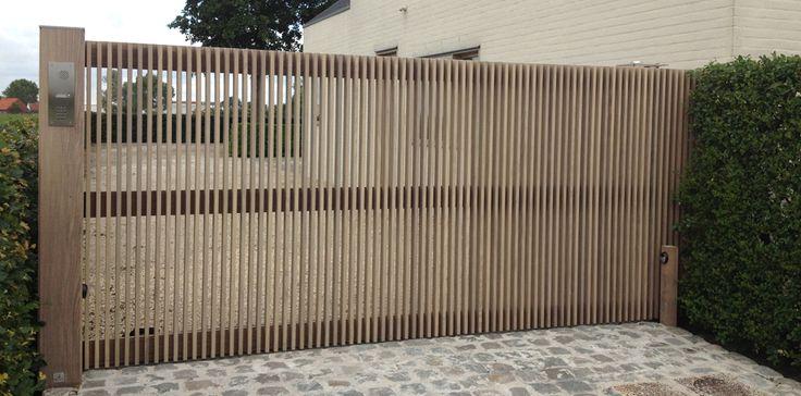 houten poorten kempen - Google zoeken