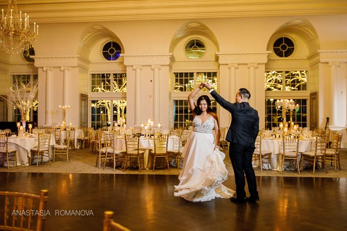 Park Chateau Wedding New Brunswick With Images Chateau