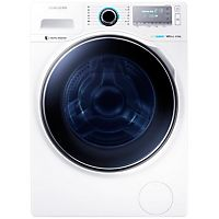 Samsung pyykinpesukoneen kehittynyt tekniikka takaa tehokkaan ja hiljaisen pesun. Pyykinpesukoneella on energialuokka A+++.