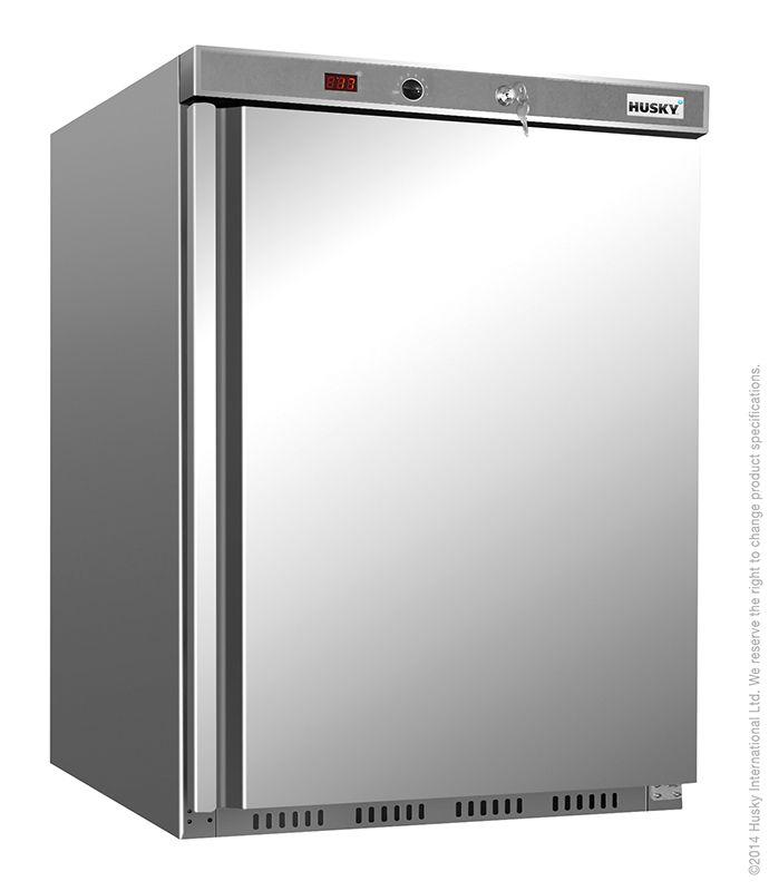 Husky FSS2 Undercounter Stainless Steel Freezer