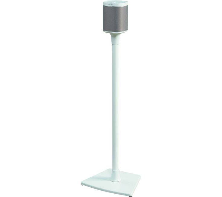 Buy SANUS WSS2-W1 Floorstand Fixed Speaker Bracket - Set of 2 Price: £69.99 Top features: - Designed to work with both the SONOS PLAY:1 and PLAY:3 - Wire channels help to keep your sound setup looking neat and tidy Designed to work with the SONOS PLAY:1 and PLAY:3 The WSS2-W1 can be used with both the SONOS PLAY:1 and PLAY:3, allowing the speakers to work in any orientation. By positioning...