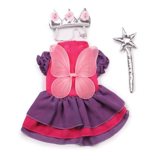 Zack  Zoey Fairy Princess Costume Medium -- Learn more by visiting the image link.
