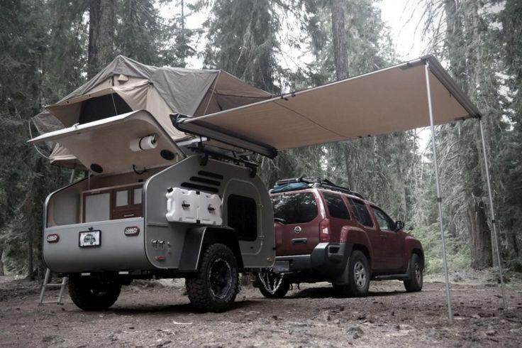 Off Road Teardrop trailer Camper