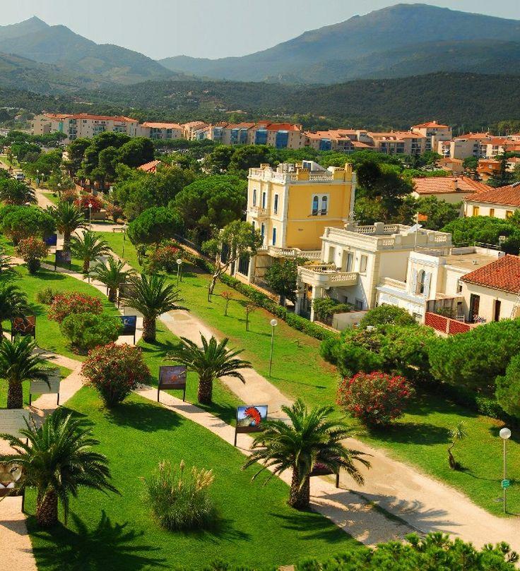 Argelès-sur-Mer, Languedoc-Roussillon