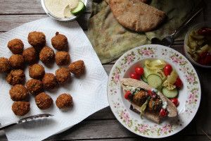 Inspired by the best eatery in Fairbanks, Pita Place, here's a DIY opportunity for you to indulge in the vegetarian treat known as falafel. Made of chickpeas, steel cut oats, onions, garlic, and spices, these fried balls are packed with…