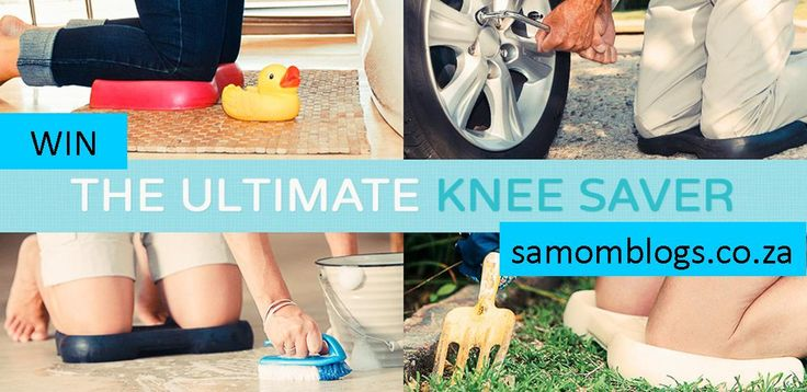 Looking for a way to cushion your knees while bathing kids or changing a tyre?…