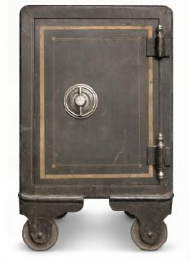 Antique Diebold Safes