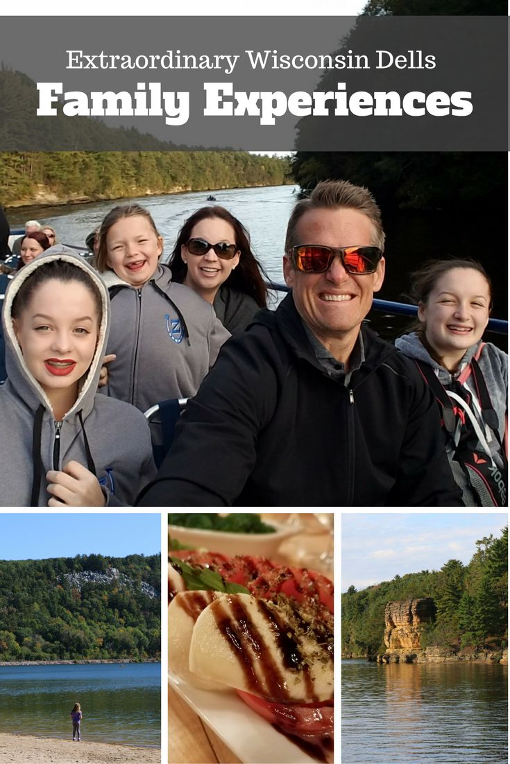 Wisconsin Dells Family Travel Adventure Guide and Tips! AD