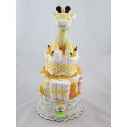 Baby showers are so much fun not only for the mom but also for the guests. Most baby showers have a centerpiece and it's usually a diaper cake.  Diaper cakes come in many forms, but the real fun ones are the ones which have cute toys and and other...