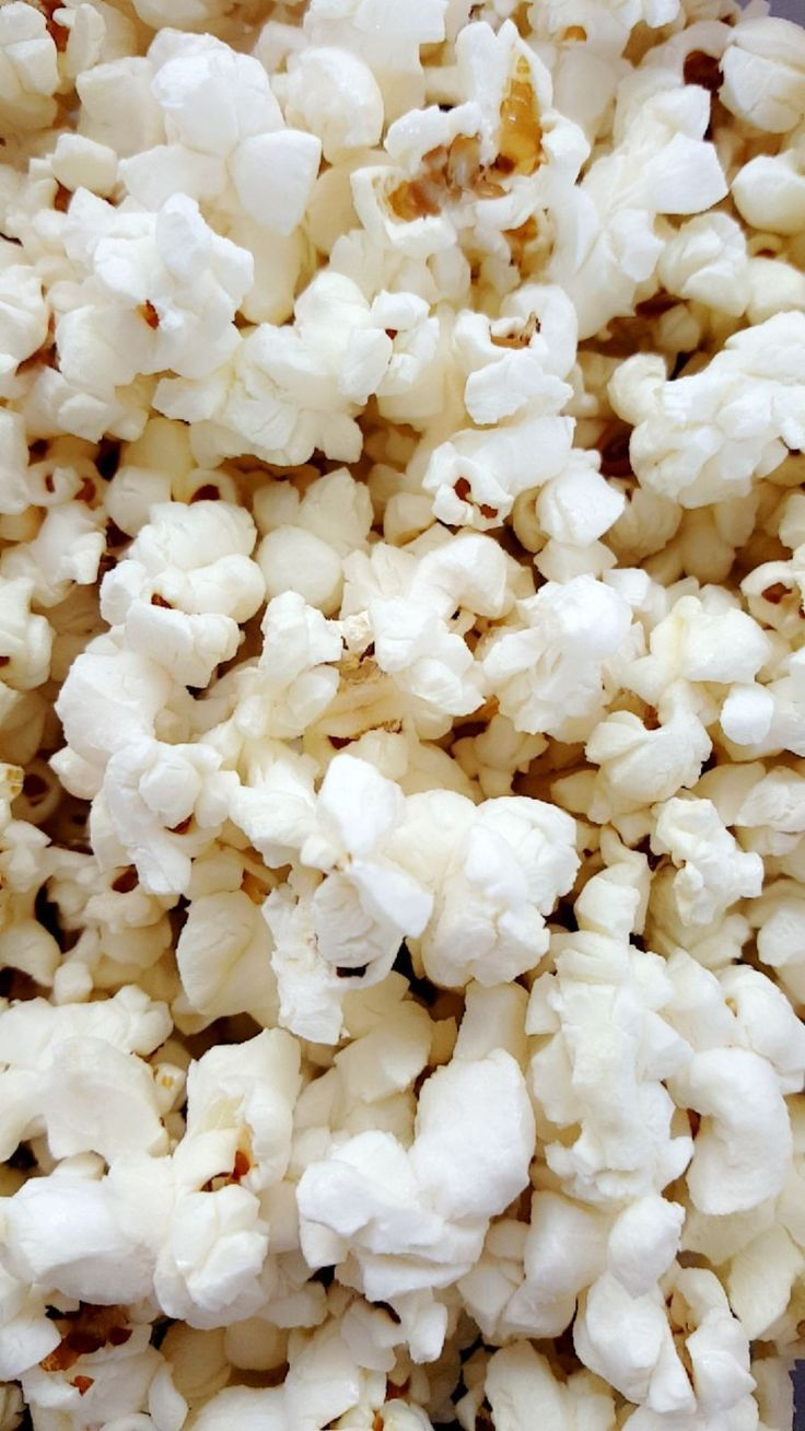 My Love For Popcorn Grows Stronger And Stronger Everyday