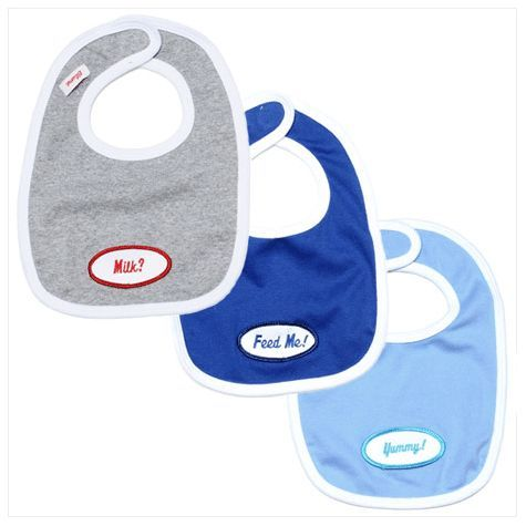 Unique baby boy gifts 25 pinterest personalized baby bib set for baby boy are so cute personalized style available with embroidered negle Image collections
