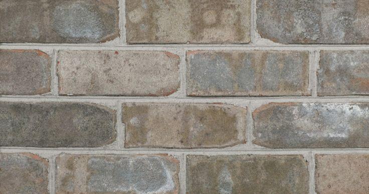 backsplash glengery brick home brick house grey brick gray brick