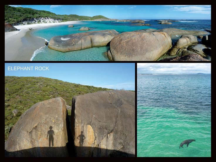 Elephant Cove -  William Bay National Park -Western Australia 2011  #Oz #australia #western #travel #blue #voyage #ocean #soleil #wild