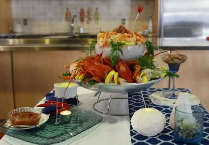 Dungeness Crab Appetizer Recipes