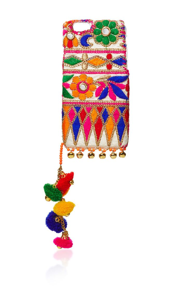 Kochaii Iphone 6 Embroidered Case