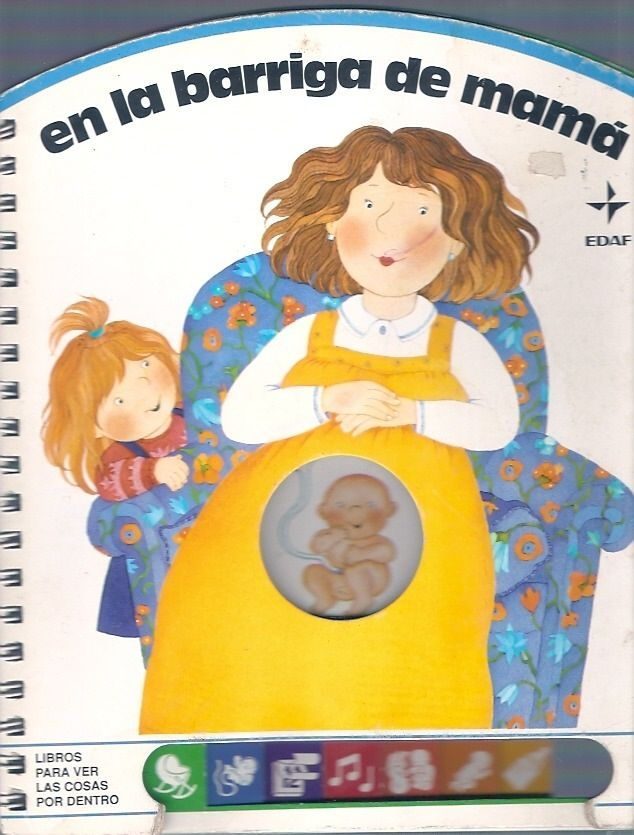 Contiene mucha información para leer a los niños de forma adpatada.