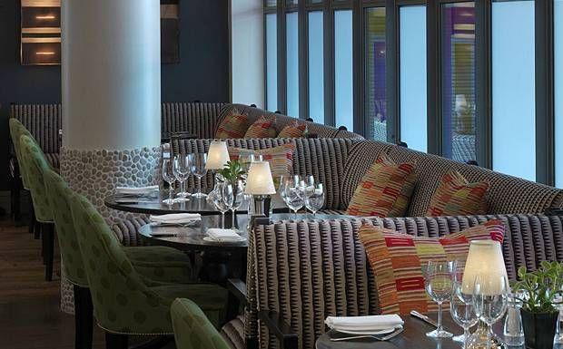 The Soho Hotel, London - lounge