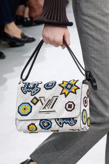 50 Standout Accessories from the Fall 2015 Collections - Louis Vuitton from #InStyle