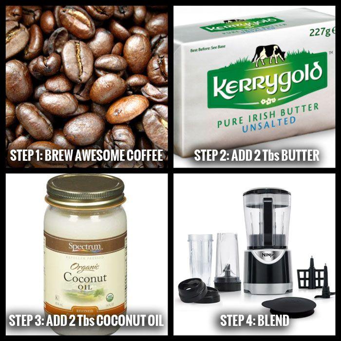 Week 1 - Bulletproof Coffee