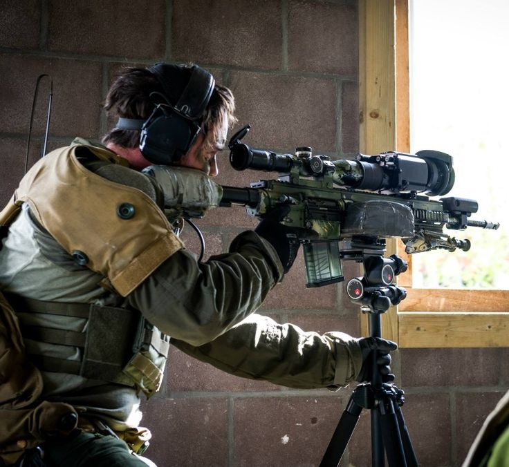 Norwegian Army's Quick Reaction Force (QRF)