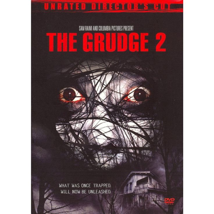 The Grudge 2 (Unrated Director's Cut) (dvd_video)