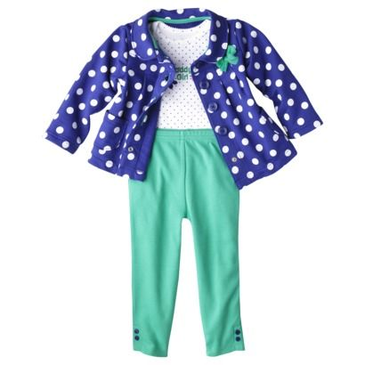 c51c12b5a4f Just One You by Carters Infant Girls Cardigan Set - PurpleGreen Item listed  on my registry at Target.com babyregistry