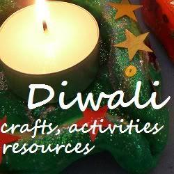 Diwali crafts, activities and resources