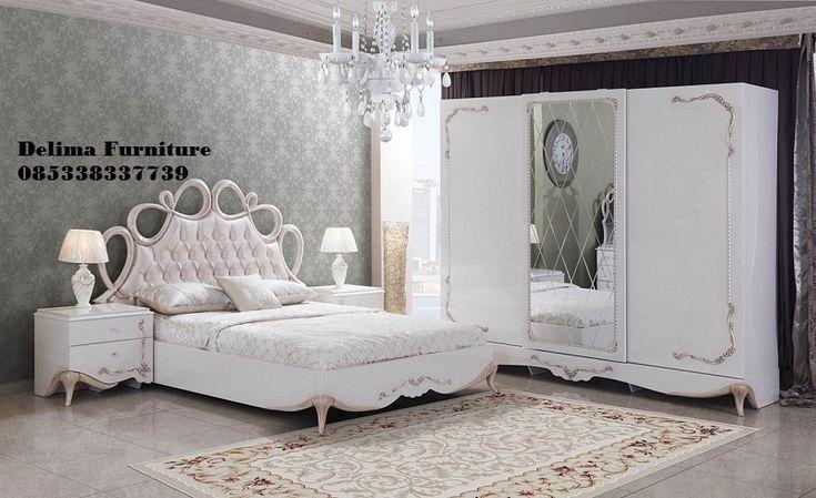 anda bingung mau mencar Set Kamar Tidur Utama Ukiran Klasik dengan Harga Murah dan barang di jamin berkualitas mewah di sinilah tempatnya Delima Furniture