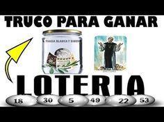 GANA LA LOTERÍA MIRA COMO!! muchos no conocen a SAN CONO, el ayuda a ganar loterías y juegos de azar - YouTube