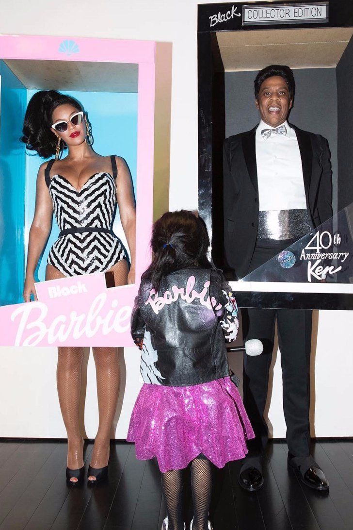 Beyoncé and Jay Z's Barbie and Ken Halloween Costumes Puts All Others to Shame