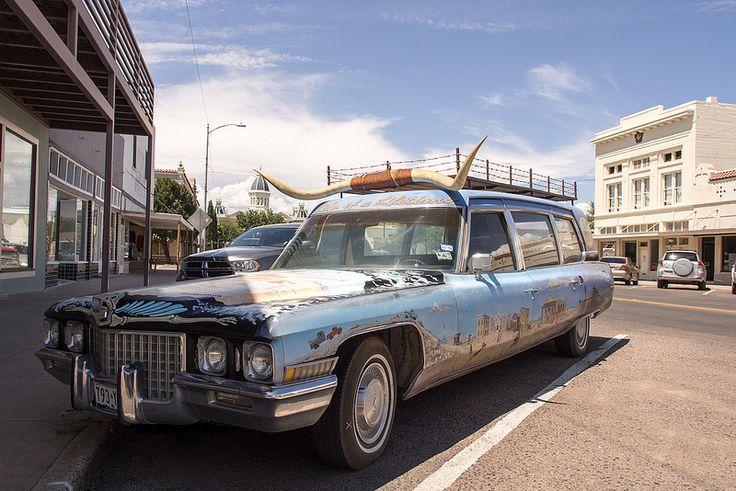 Marfa - Texas - Roadtrip USA 2012   by Mathieu Lebreton