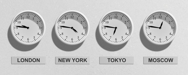 Changing time zones has a huge impact on our body's sleeping patterns