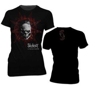 Slipknot Women's Apparel | Slipknot Star Skull Jr T-Shirt | Shop the Slipknot Official Store