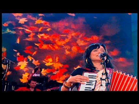 XXVIII / Julieta Venegas - Me Voy - Los Nº 1 de 40 principales en Concierto