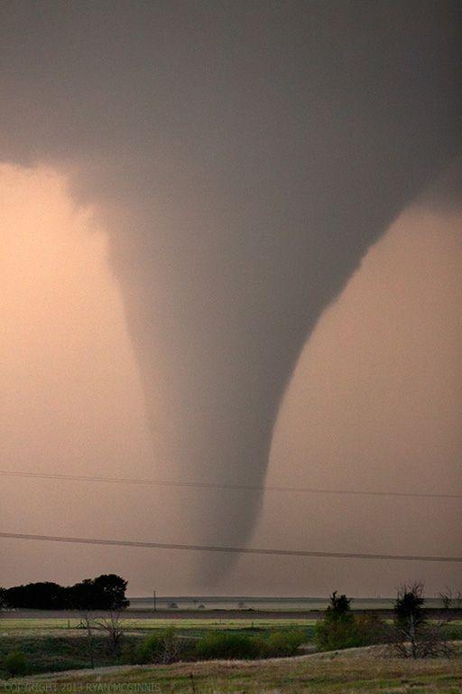 Rozel, Kansas Tornado - May 17, 2013.