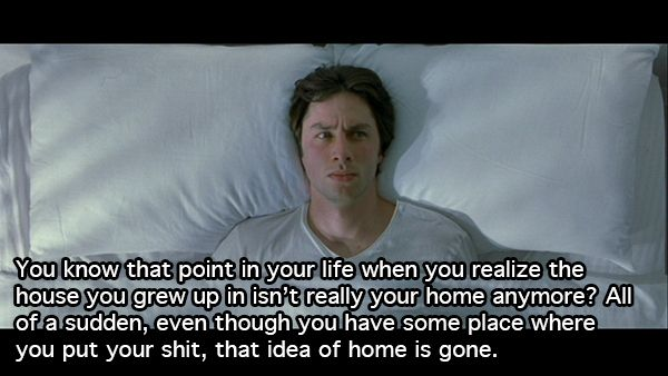 "10 ""Garden State"" Quotes That Seemed More Profound In High School"