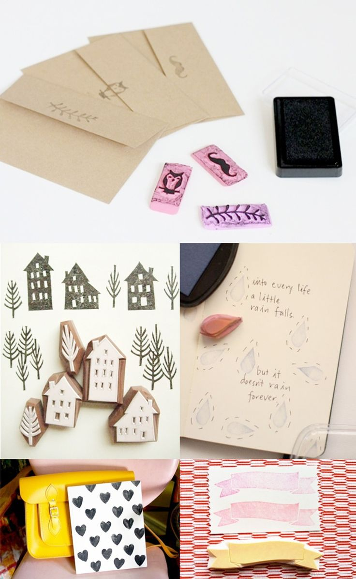 Do it yourself stamps - DIY stamp