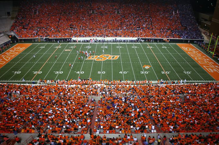 12 Groups That Make Oklahoma State University Football Games Special