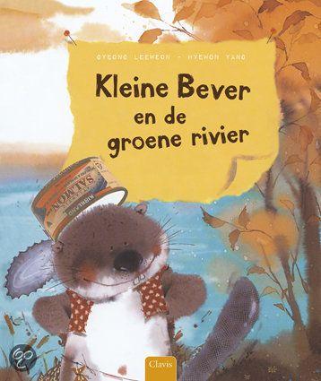 kleine bever en de groene rivier