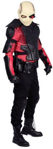 #Deadshot #SuicideSquad #Halloweencostume #fancydress #cosplay http://adultsfancydresscostumes.com/adult-suicide-squad-halloween-costumes-dangerous-supervillains-alert